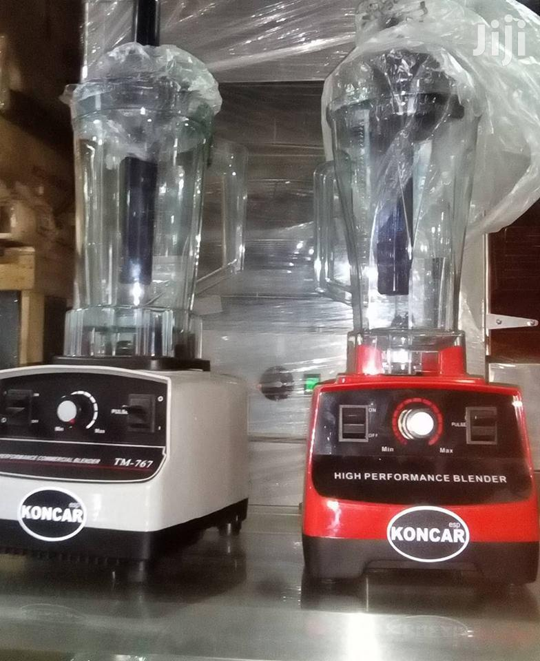 Blenders (Commercial And Industrial Blenders In Stock)