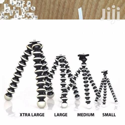Large Flexible Octopus Tripod Stand Gorillapod For Digital Cameras   Accessories & Supplies for Electronics for sale in Surulere, Lagos State, Nigeria