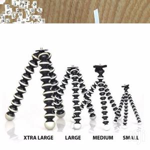 Large Flexible Octopus Tripod Stand Gorillapod For Digital Cameras | Accessories & Supplies for Electronics for sale in Lagos State, Surulere