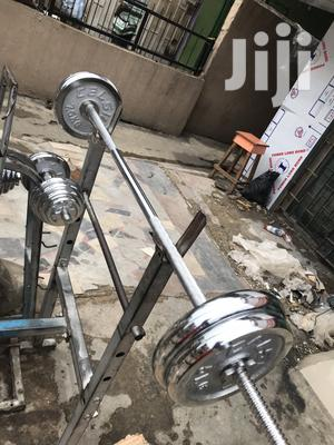 Barbell 50kg   Sports Equipment for sale in Lagos State, Lekki