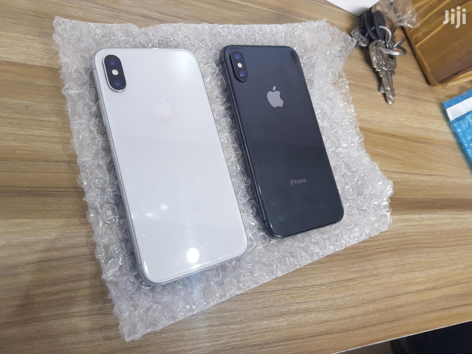 Apple iPhone X 256 GB Black | Mobile Phones for sale in Ibadan, Oyo State, Nigeria