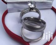 Pure Steel Wedding Ring Set Silver | Wedding Wear for sale in Lagos State