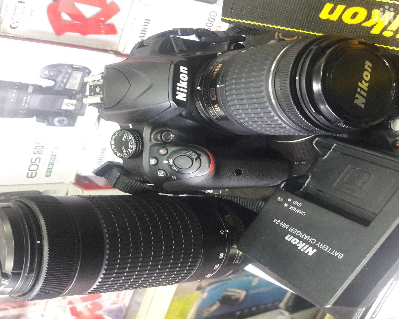 Nikon DSLR D3400 24mp Bluetooth Professional Video Camera