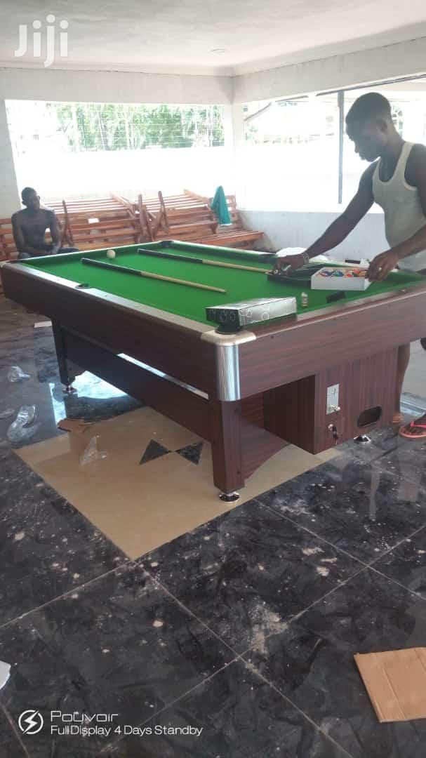 Coin Snooker Board | Sports Equipment for sale in Surulere, Lagos State, Nigeria
