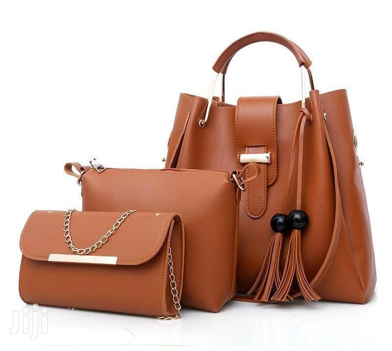 Quality Leather Bag. | Bags for sale in Alimosho, Lagos State, Nigeria