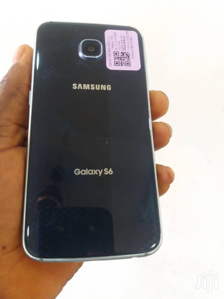 Samsung Galaxy S6 32 GB Black   Mobile Phones for sale in Ikeja, Lagos State, Nigeria