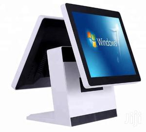 15 Inch Two Touch Screen Cashier Machine   Store Equipment for sale in Lagos State, Yaba
