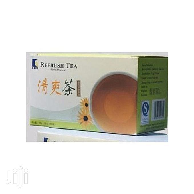 Kedi Refresh Tea For Vision Clarity