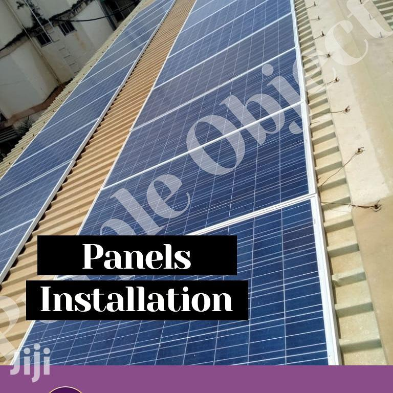 Inverter And Solar Installation | Building & Trades Services for sale in Garki 1, Abuja (FCT) State, Nigeria