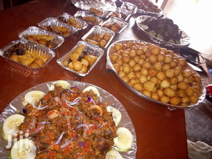 Archive: Small Chops And Pepper Meat
