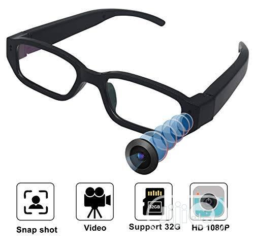 1080P Full HD Spy Glasses Hidden Camera