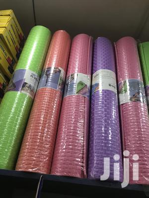 New Yoga Exercise Mat   Sports Equipment for sale in Lagos State, Surulere