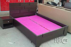 4 by 6 Bed Frame   Furniture for sale in Lagos State, Lekki