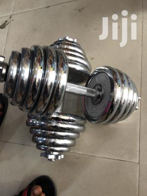 30kg Dumbell | Sports Equipment for sale in Lagos State, Ikoyi