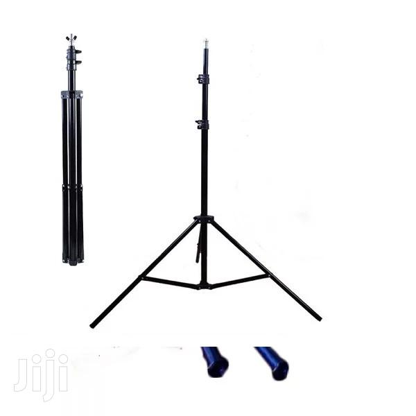 7ft 2m Photo Studio Video Camera Light Stand Flash Softbox Tripod | Accessories & Supplies for Electronics for sale in Surulere, Lagos State, Nigeria