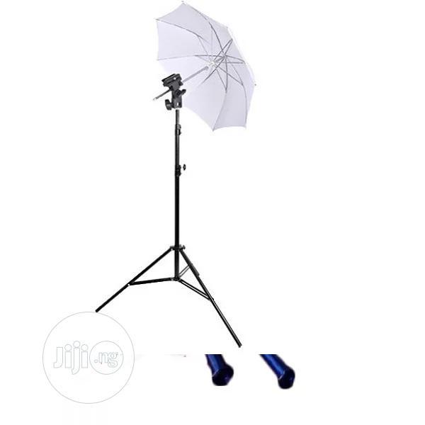 7ft 2m Photo Studio Light Stand Softbox Tripod Flash Bracket, Umbrella