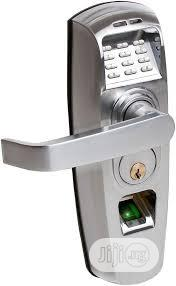 Finger Print Keypad Lock | Computer & IT Services for sale in Edo State, Ovia South