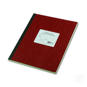 60 Leaves Hardcover Notebook (Short). For 5 Pieces.