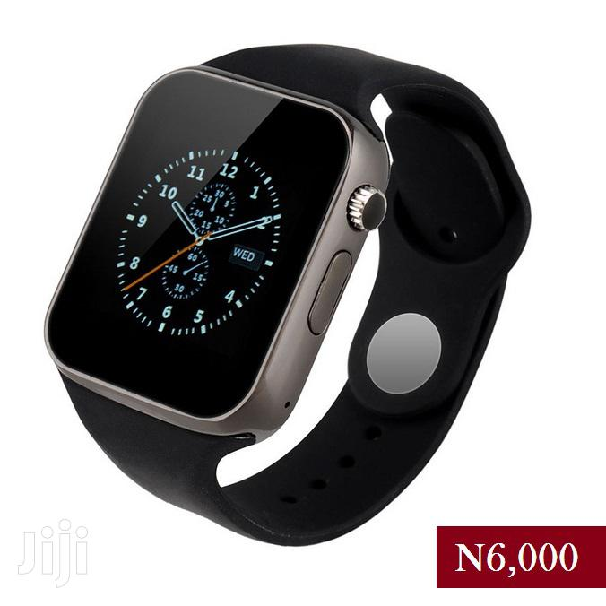 A1 Smartwatch Android Smart Wrist Watch, Receives Calls, Messages Etc