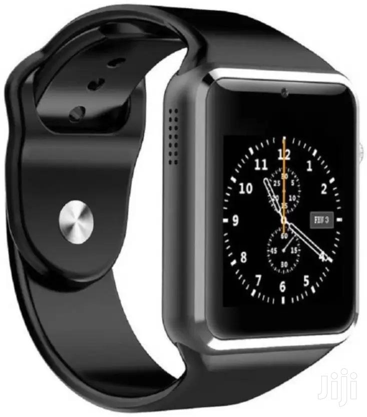 A1 Smartwatch Android Smart Wrist Watch | Smart Watches & Trackers for sale in Ikeja, Lagos State, Nigeria
