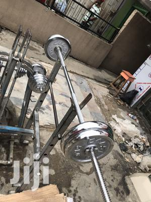 50kg Barbell | Sports Equipment for sale in Lagos State, Epe