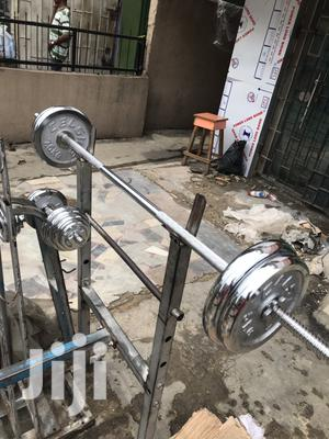 50kg Barbell | Sports Equipment for sale in Lagos State, Apapa