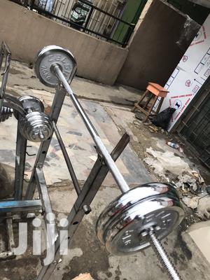 50kg Barbell | Sports Equipment for sale in Lagos State, Ikeja