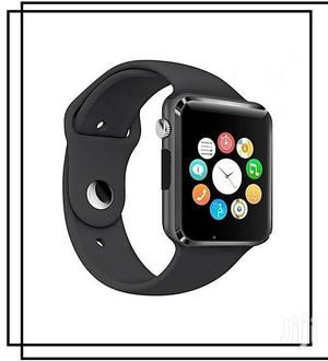 A1 Sim/ Memory Card Slot Bluetooth Supported Smart Watch | Smart Watches & Trackers for sale in Lagos State, Ikeja