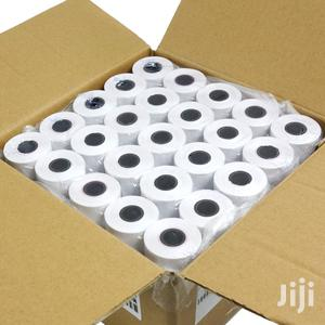 Pos Thermal Paper - 100 Rolls - 57 X 50mm | Stationery for sale in Lagos State, Ikeja