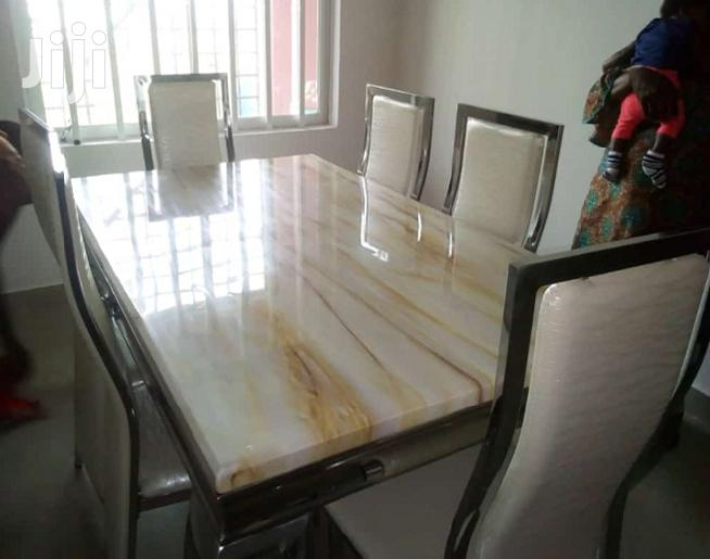Archive: Marble Dining Table