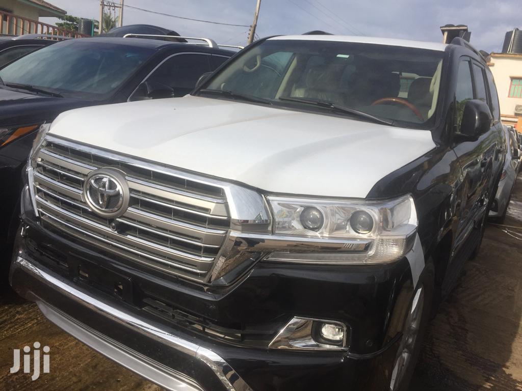 Toyota Land Cruiser 2016 Black   Cars for sale in Ibadan, Oyo State, Nigeria