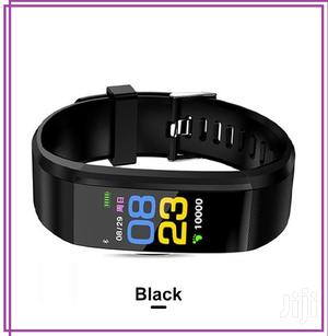 115 Bracelet Wrist Band Watch Heart Rate Monitor, Fitness, B/P Etc | Smart Watches & Trackers for sale in Lagos State, Ikeja