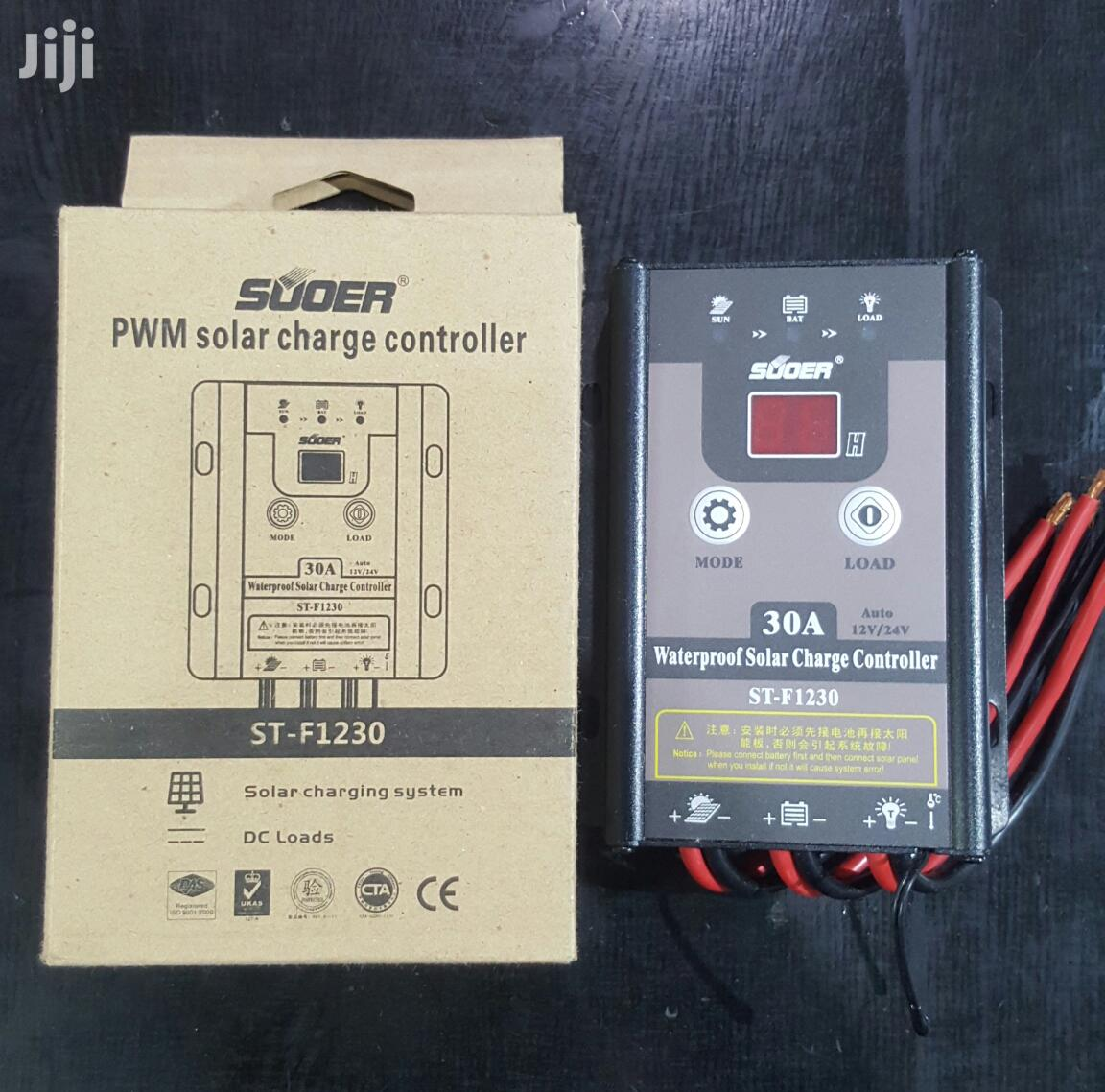 30A Suoer Charge Controller