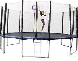 16ft Trampoline Available At Favour Sports(All States)   Sports Equipment for sale in Rivers State, Port-Harcourt
