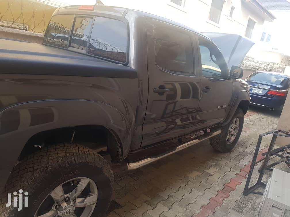 Toyota Tacoma 2015 Black | Cars for sale in Oshimili North, Delta State, Nigeria