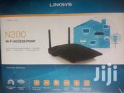 Linksys N 300 Wi- Fi Access Point (WAP300N) | Networking Products for sale in Lagos State, Ikeja