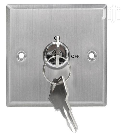 Keyswitch Exit Button