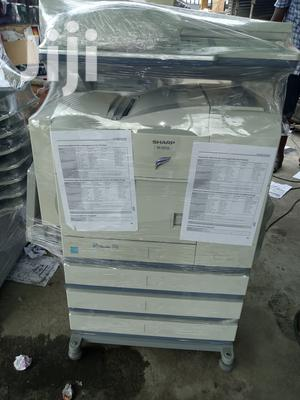 Sharp Mxm 350U: Monochrome Multifunctional Copier | Printers & Scanners for sale in Lagos State, Surulere