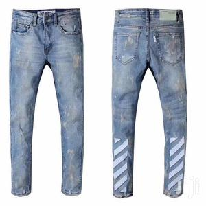 Off White Jeans 2019   Clothing for sale in Lagos State, Ikoyi