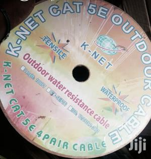 Outdoor Cat5e Cable   Accessories & Supplies for Electronics for sale in Lagos State, Ikeja