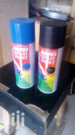 Abro Spray Paint(Color Available) | Building Materials for sale in Lagos State, Ikeja
