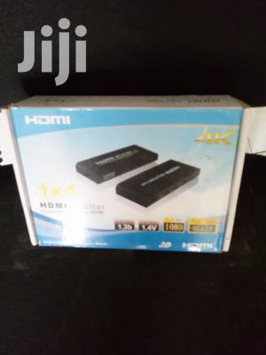 4-Way HDMI Splitter | Accessories & Supplies for Electronics for sale in Lagos State, Ikeja