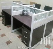 Quality Office Workstation Table With Four Mobile Gorilla | Furniture for sale in Lagos State, Lekki Phase 1
