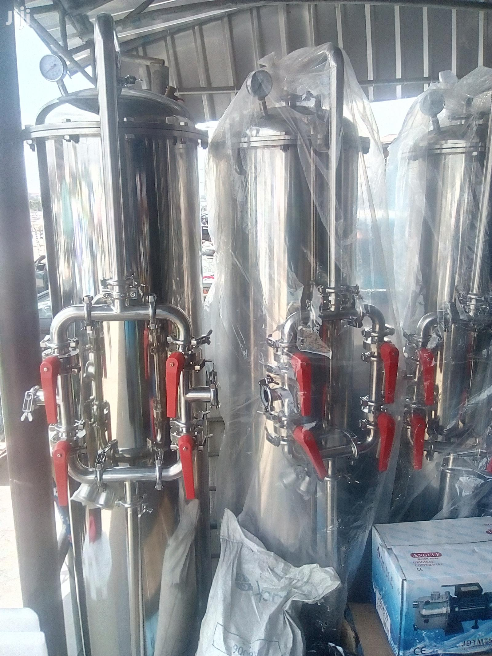 Reverse Osmosis Water Treatment Plant for Sale   Manufacturing Equipment for sale in Lekki, Lagos State, Nigeria