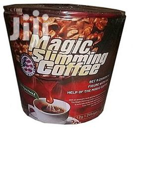Magic Magic Slimming Coffee | Vitamins & Supplements for sale in Lagos State, Surulere