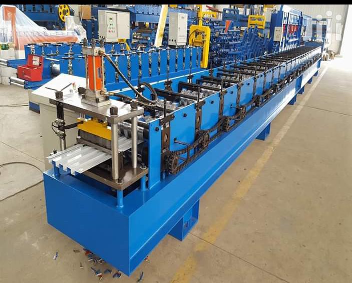 Long Span Machine Sunrise 001