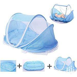 Happy Baby Mobile Baby Cot Bed And Mattress | Children's Furniture for sale in Lagos State