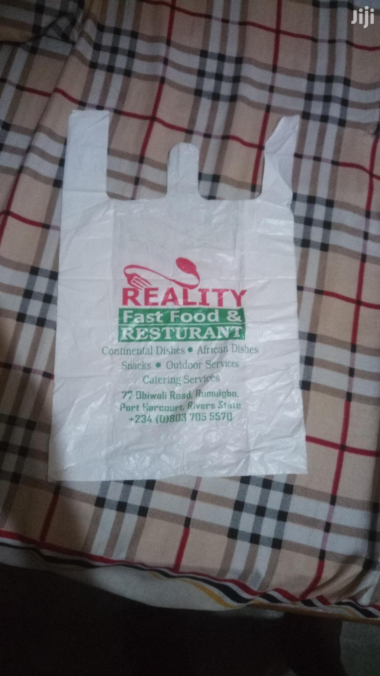 Archive: Nylon Bags Printing