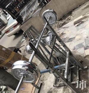 50kg Barbell | Sports Equipment for sale in Lagos State, Ikorodu