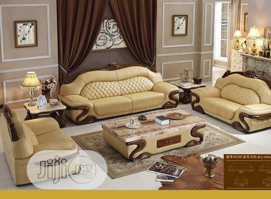 Executive Three Sitter, Double Sitter & Two Single Sitter Sofa Chair